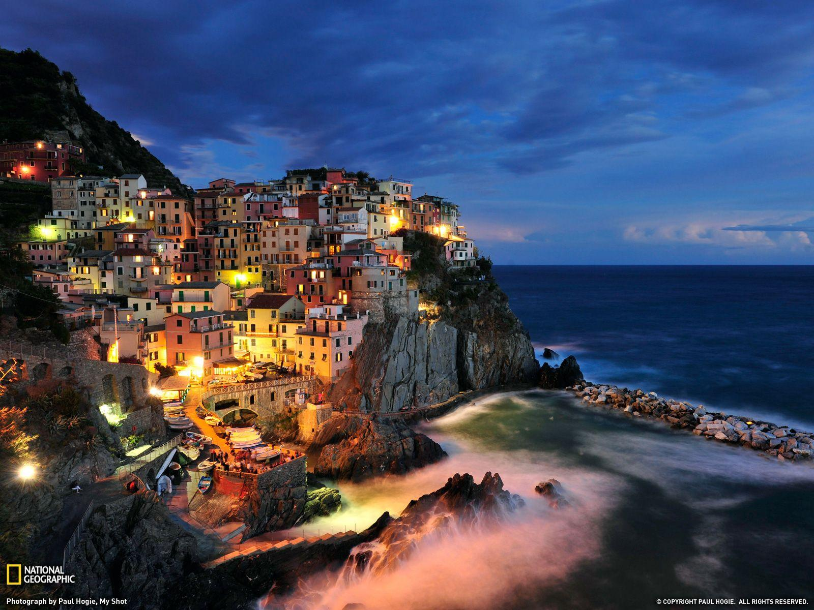 Cinque Terre Wallpapers Wallpaper Cave
