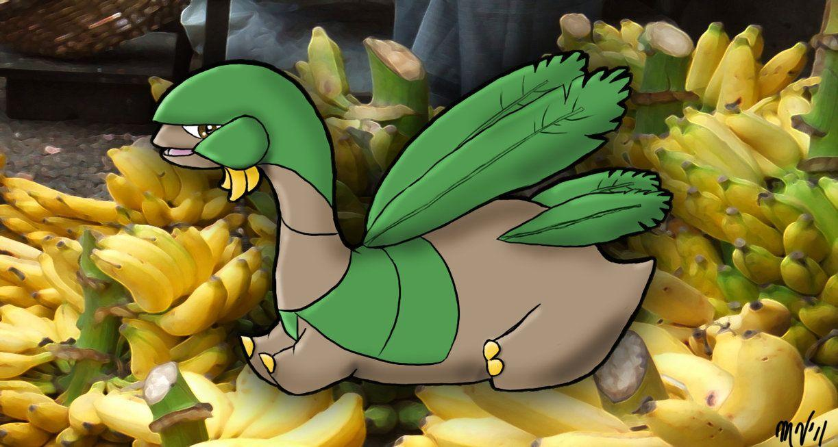 Request: Tropius Wallpaper by ShiningNijiDragon on DeviantArt
