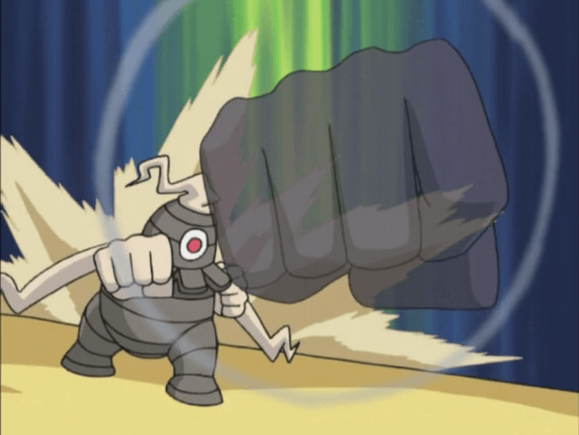 Image - Brandon Dusclops Shadow Punch.png | Pokémon Wiki | FANDOM ...