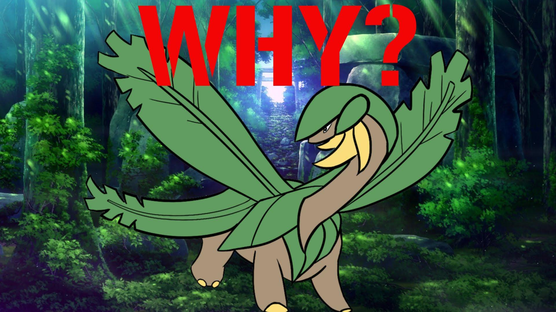 Why Mega Evolve? #133 Tropius - YouTube