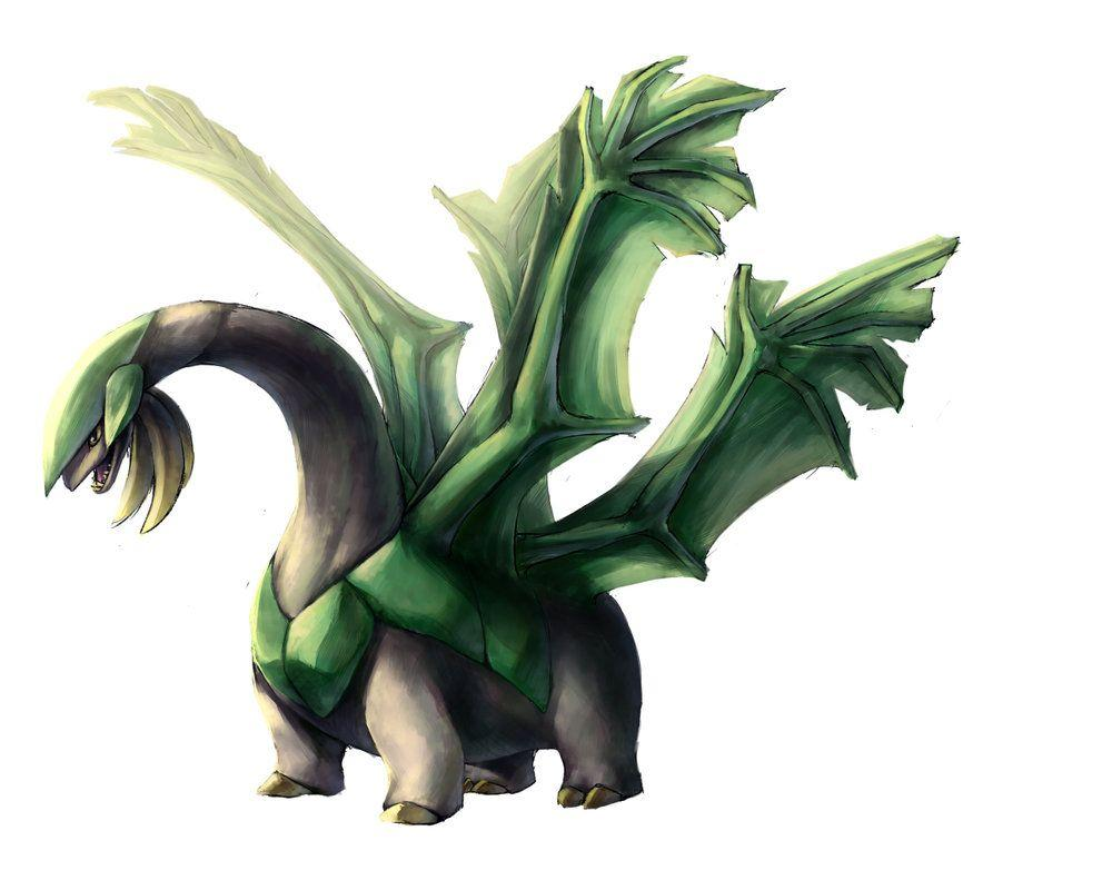 Tropius by hasuyawn on DeviantArt