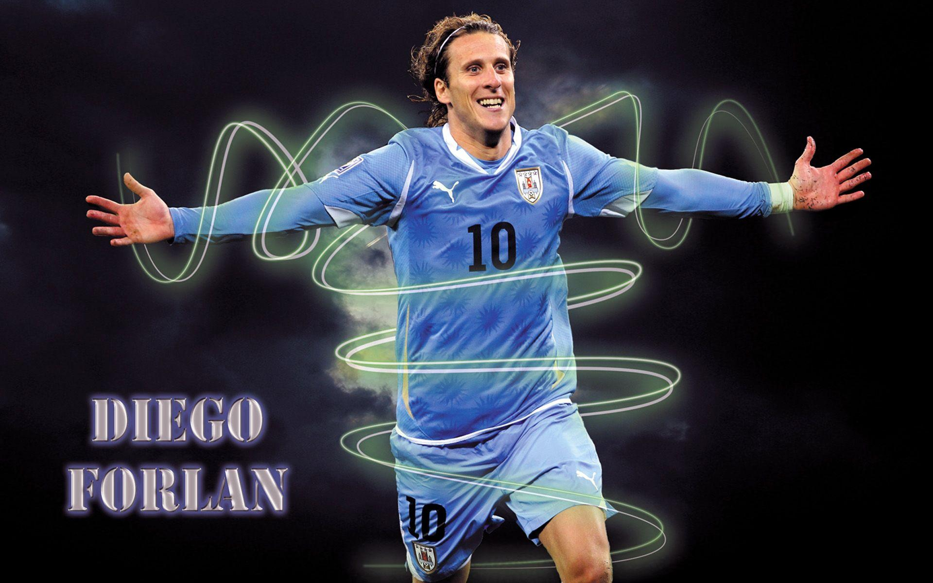 Diego Forlán Wallpapers - Wallpaper Cave