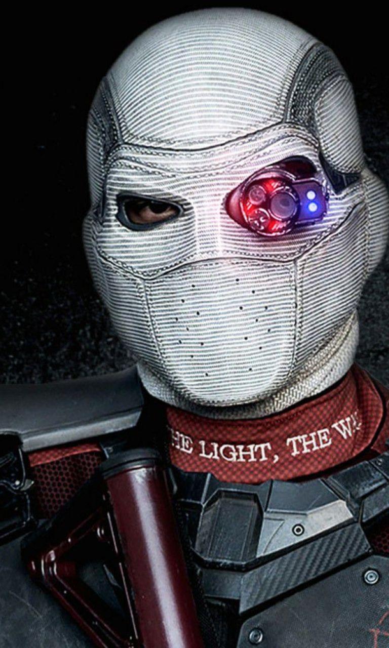 Suicide Squad Deadshot Action Figure   Edmonds Comic Con Shop