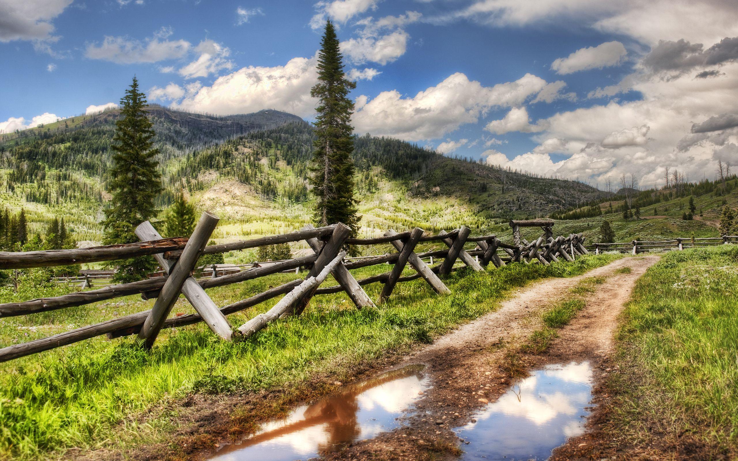Approaching the Ranch widescreen wallpaper | Wide-Wallpapers.NET