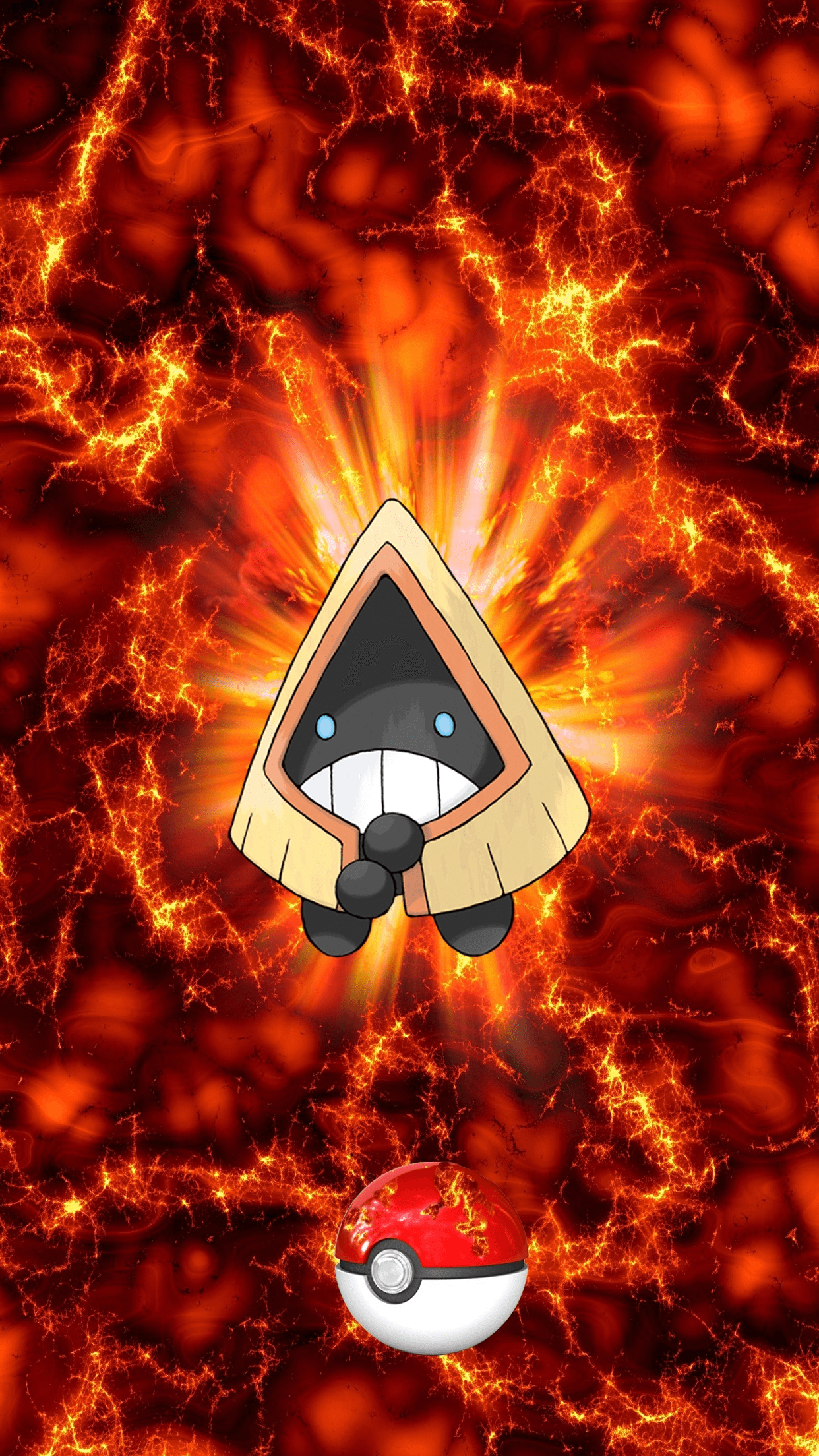 361 Fire Pokeball Snorunt Unknown Egg