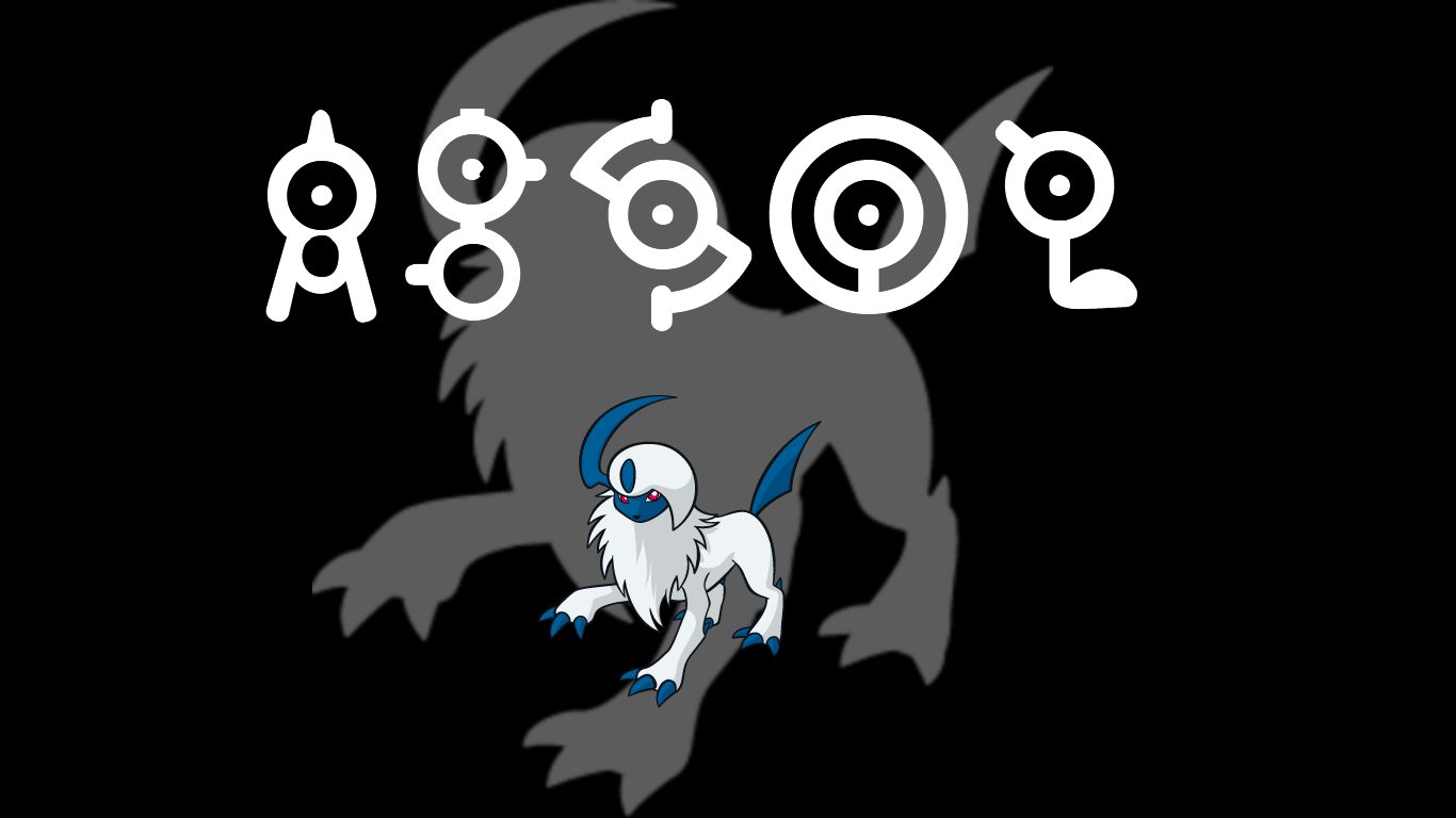 Absol Backgrounds by JCast639