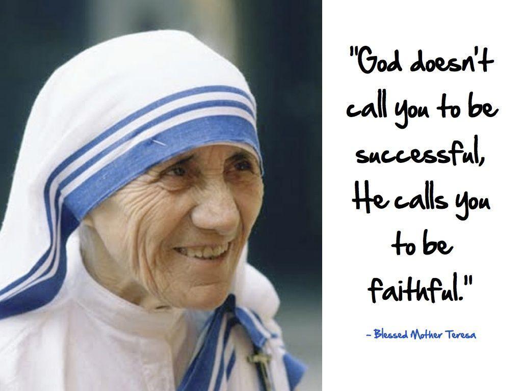 Mother Teresa Wallpapers - Wallpaper Cave