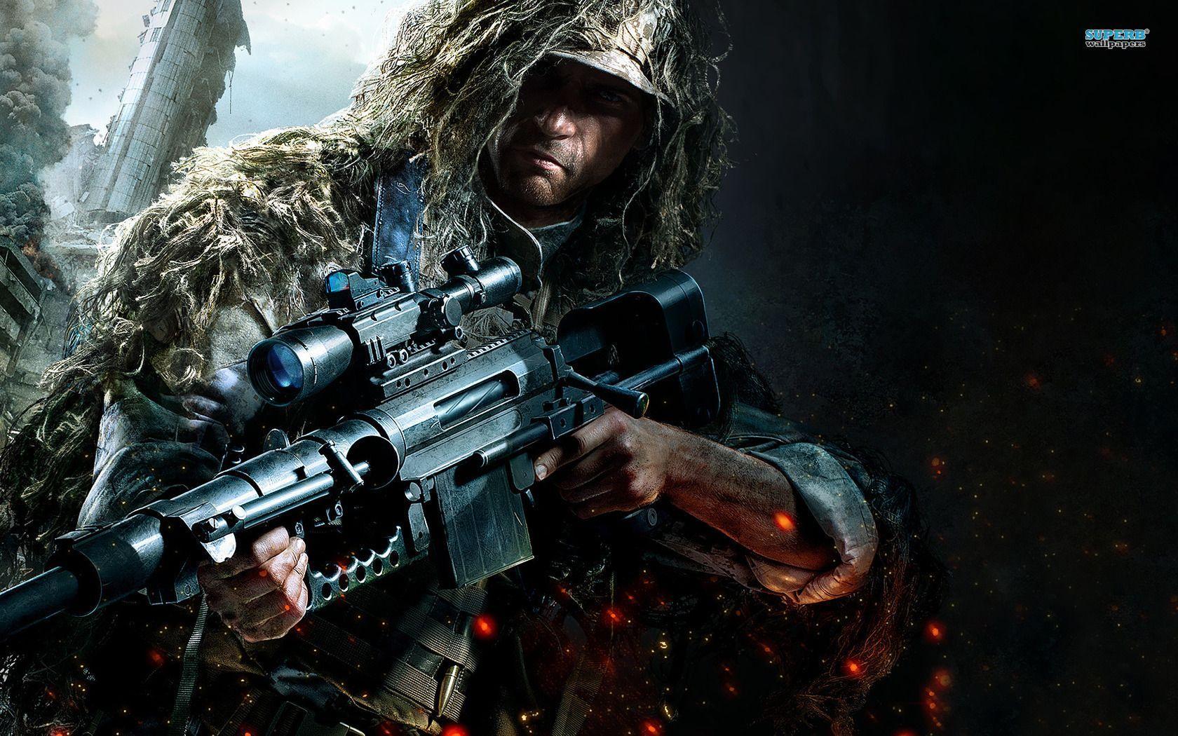 Sniper: Ghost Warrior Wallpapers