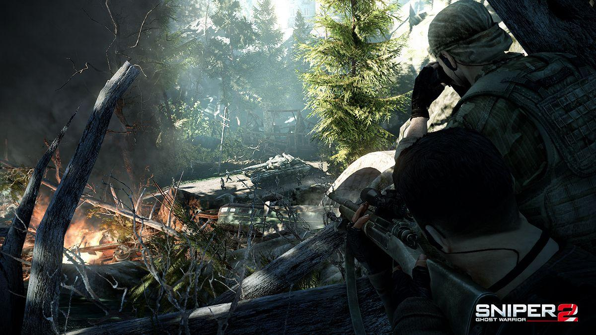 Sniper Ghost Warrior 2 Wallpapers Top 42