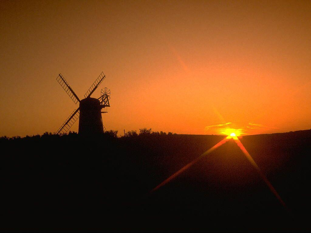 Patcham Windmill Brighton E Sussex