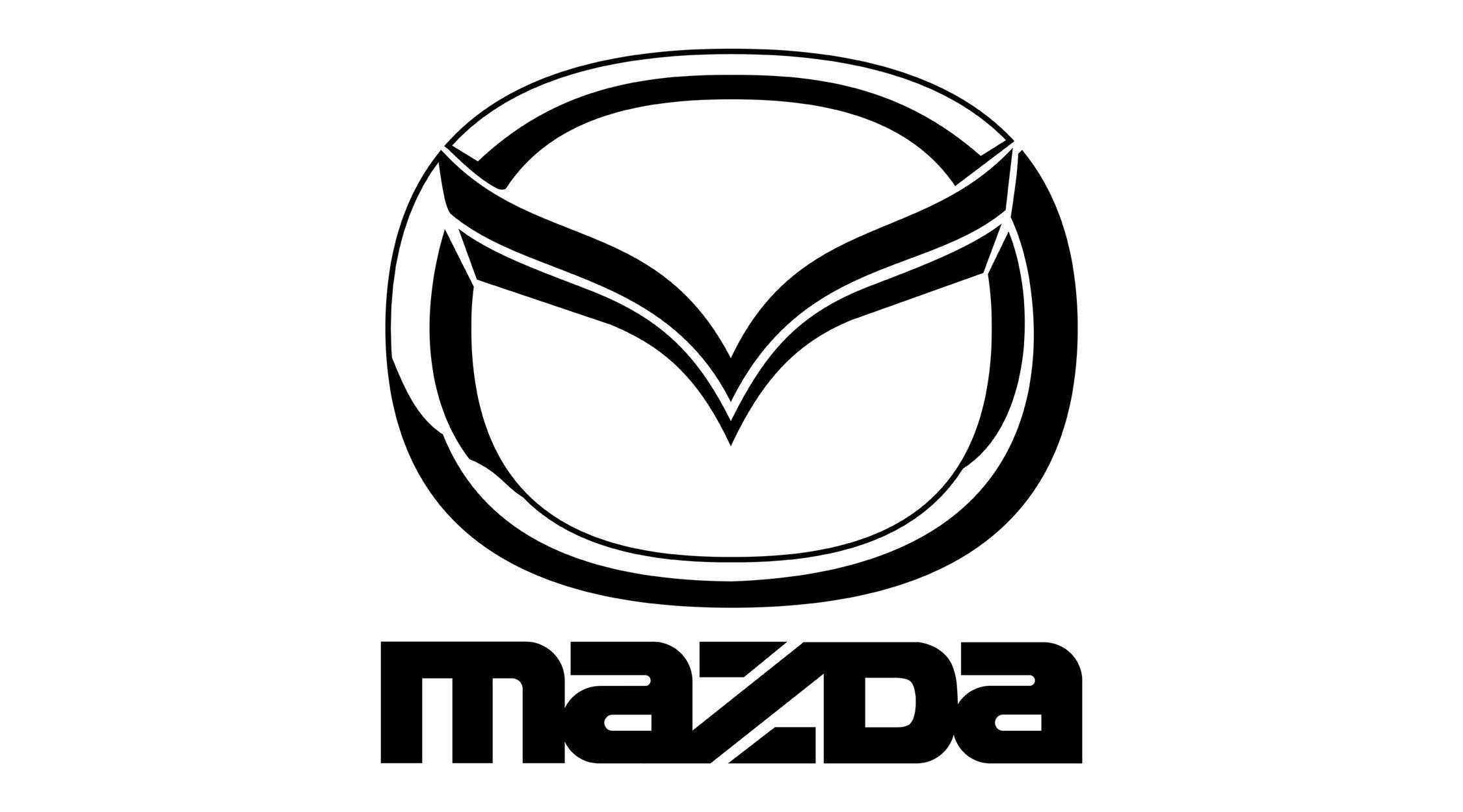 Mazda Logo HD Image Wallpapers