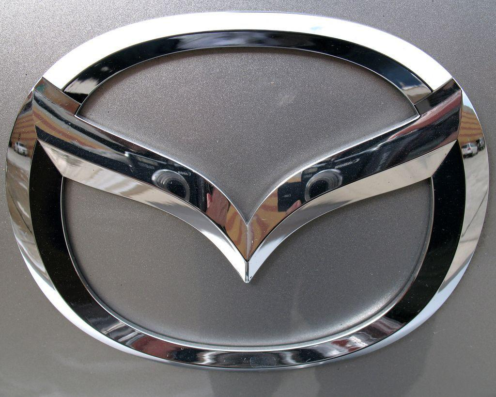undefined Mazda logo wallpapers