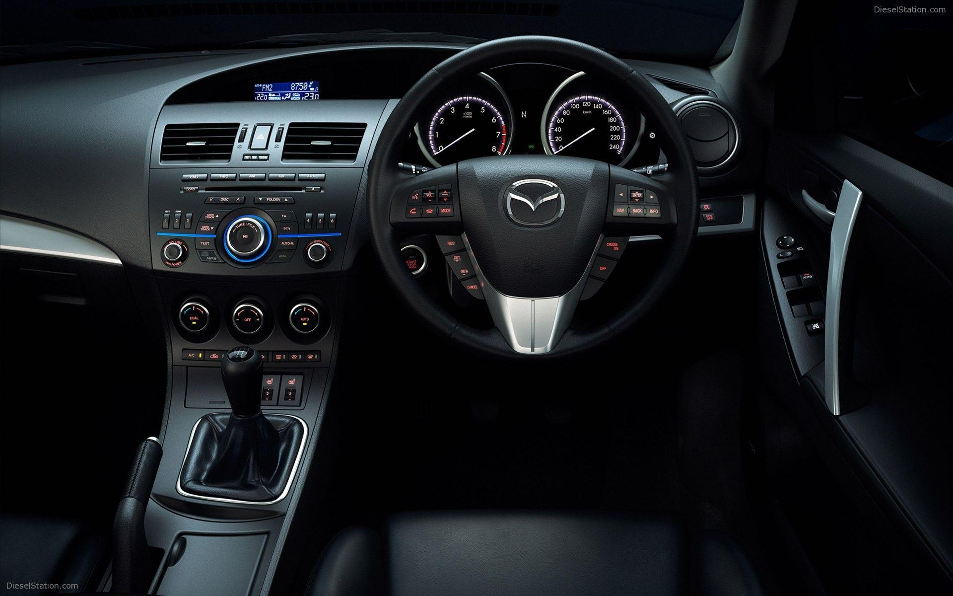 Upgraded Mazda 3 2011 Widescreen Exotic Car Wallpapers of 8