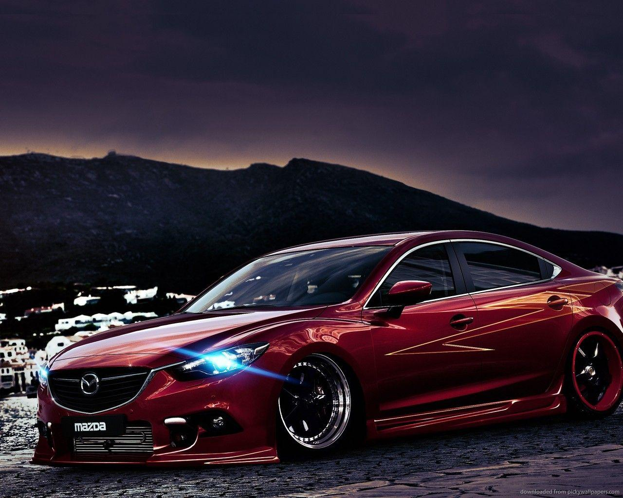 Image, Wallpapers of Mazda 6 in HD Quality: B.SCB WP&BG Collection