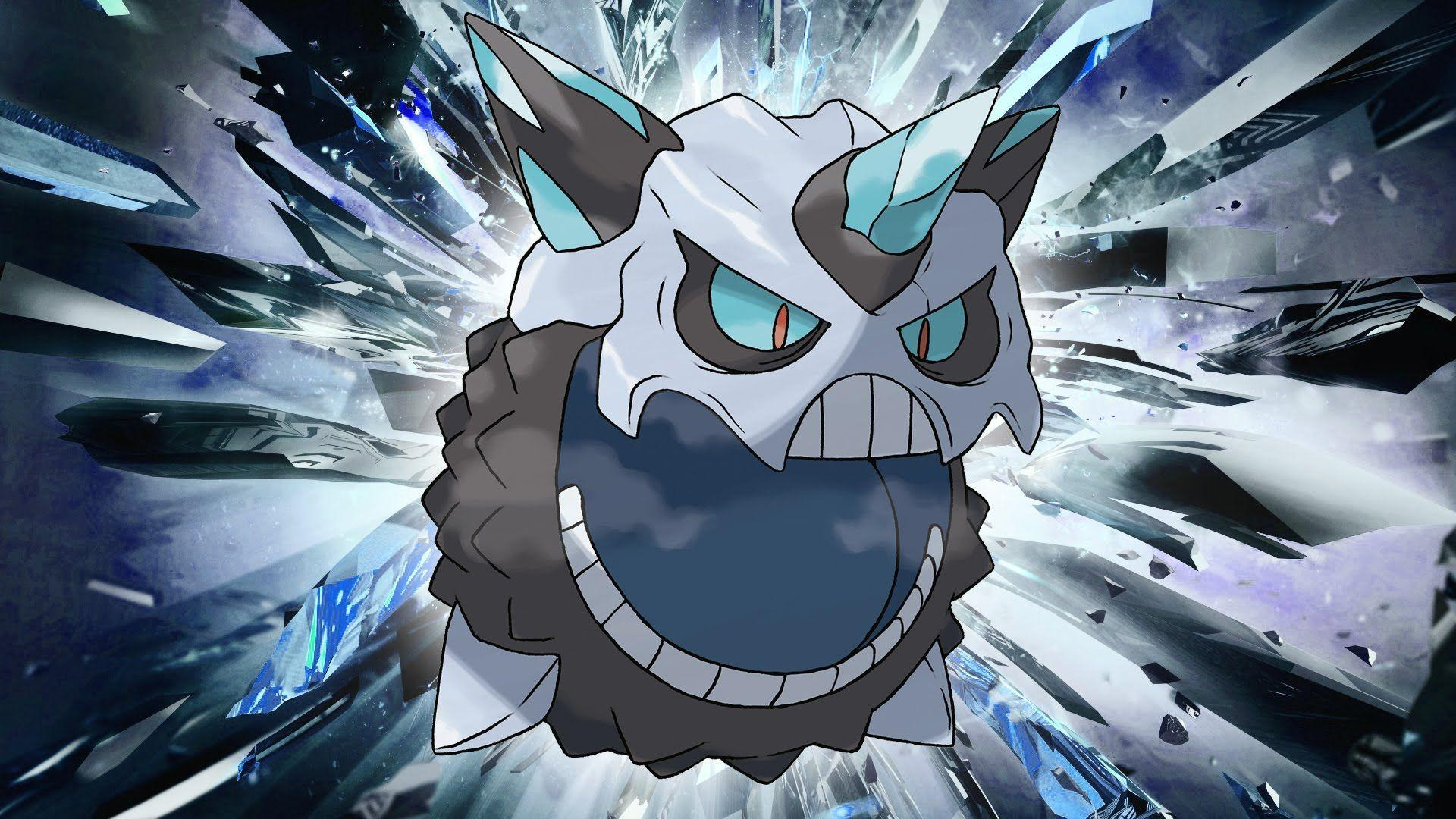 Image result for mega glalie hd | Pokémon | Pinterest | Mega ...