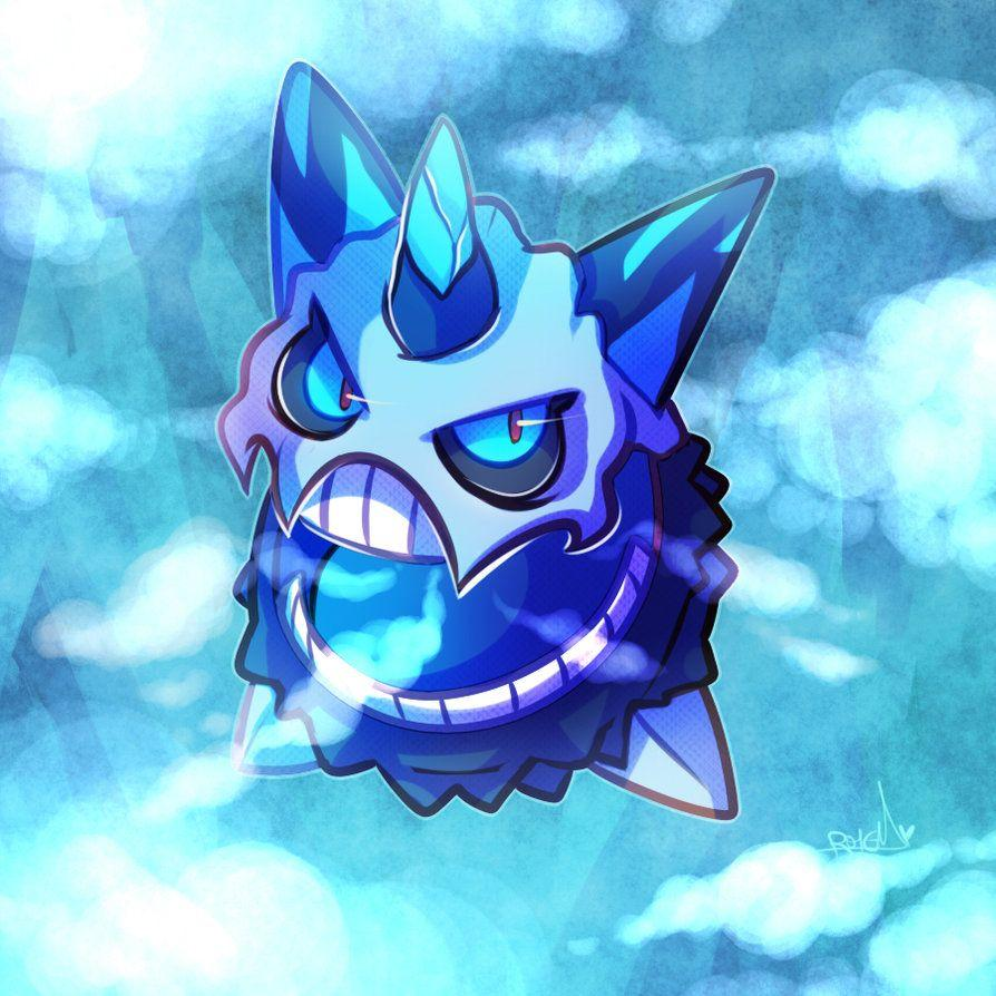Glalie from hell by vaporotem on DeviantArt