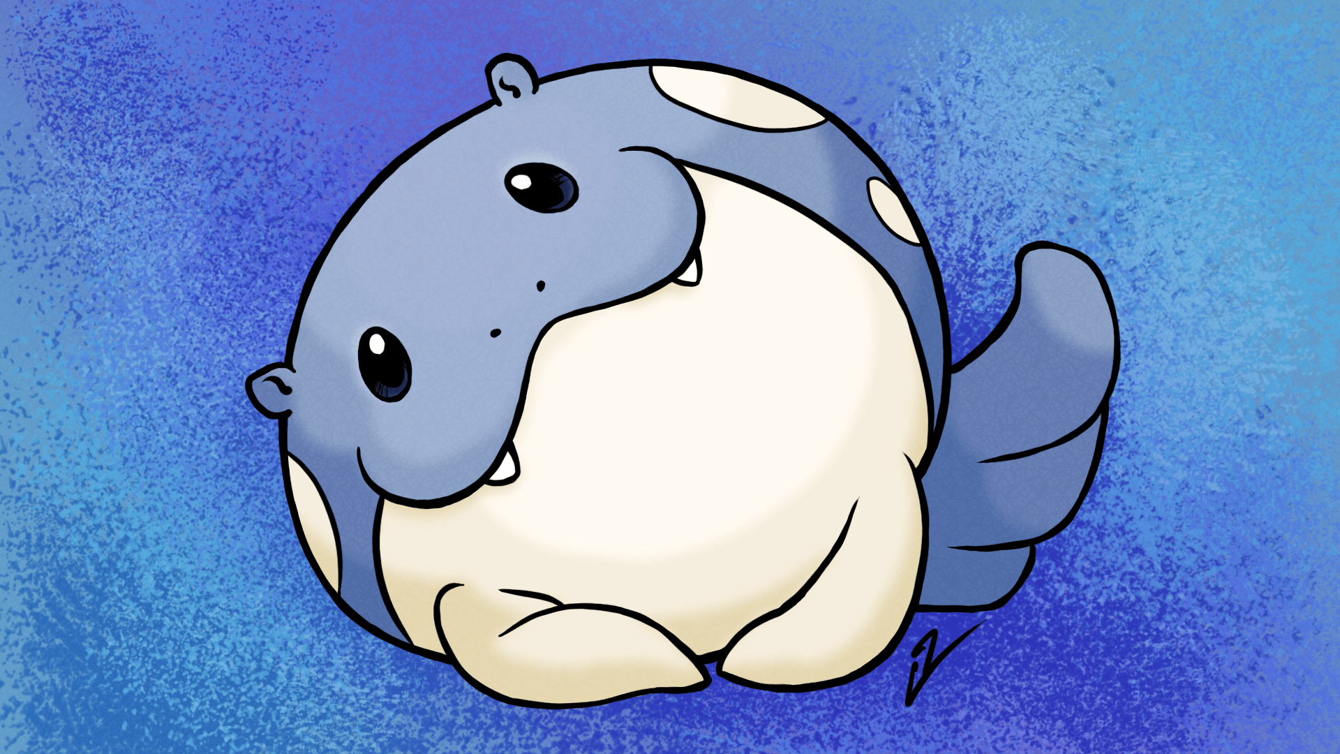 Spheal by Incoherrant