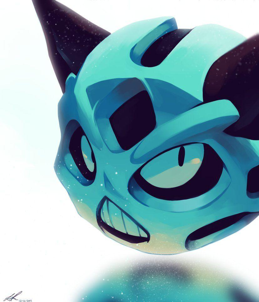 Day12 [ICE] Glalie by Rock-Bomber on DeviantArt