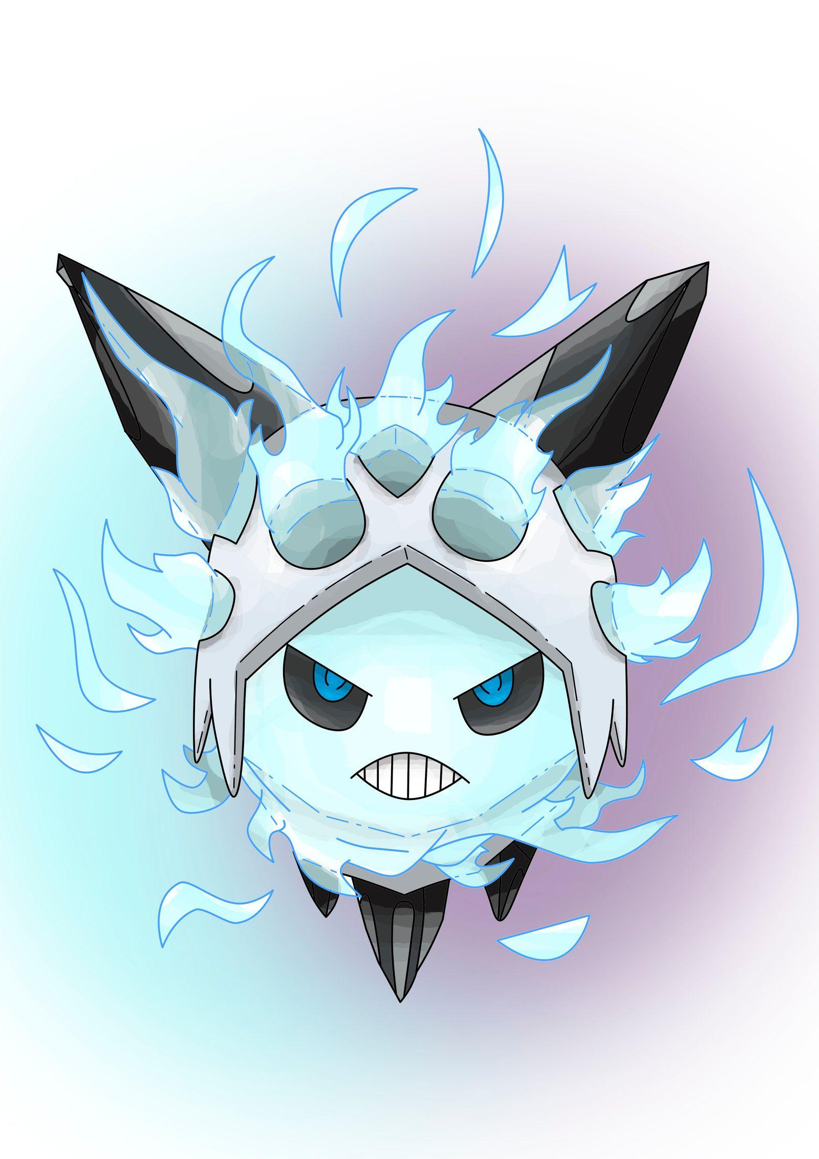 Mega Glalie by miguetricker on DeviantArt