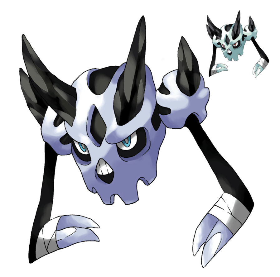 Mega Glalie by Hyshirey on DeviantArt