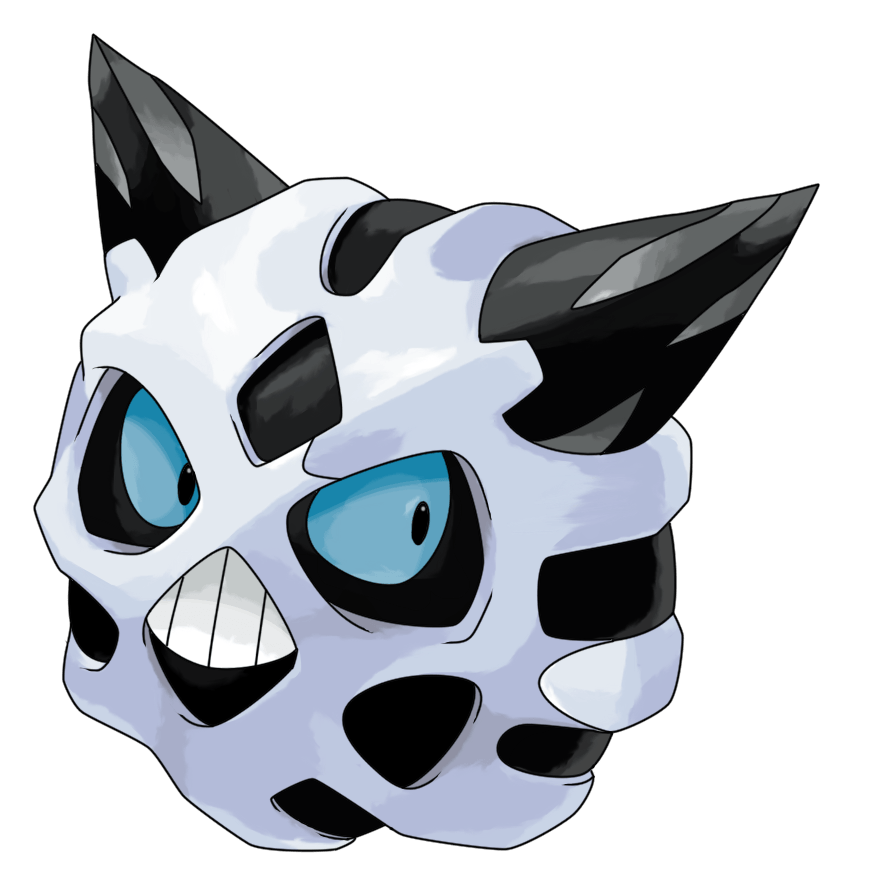 Aqua's Glalie by Smiley-Fakemon on DeviantArt