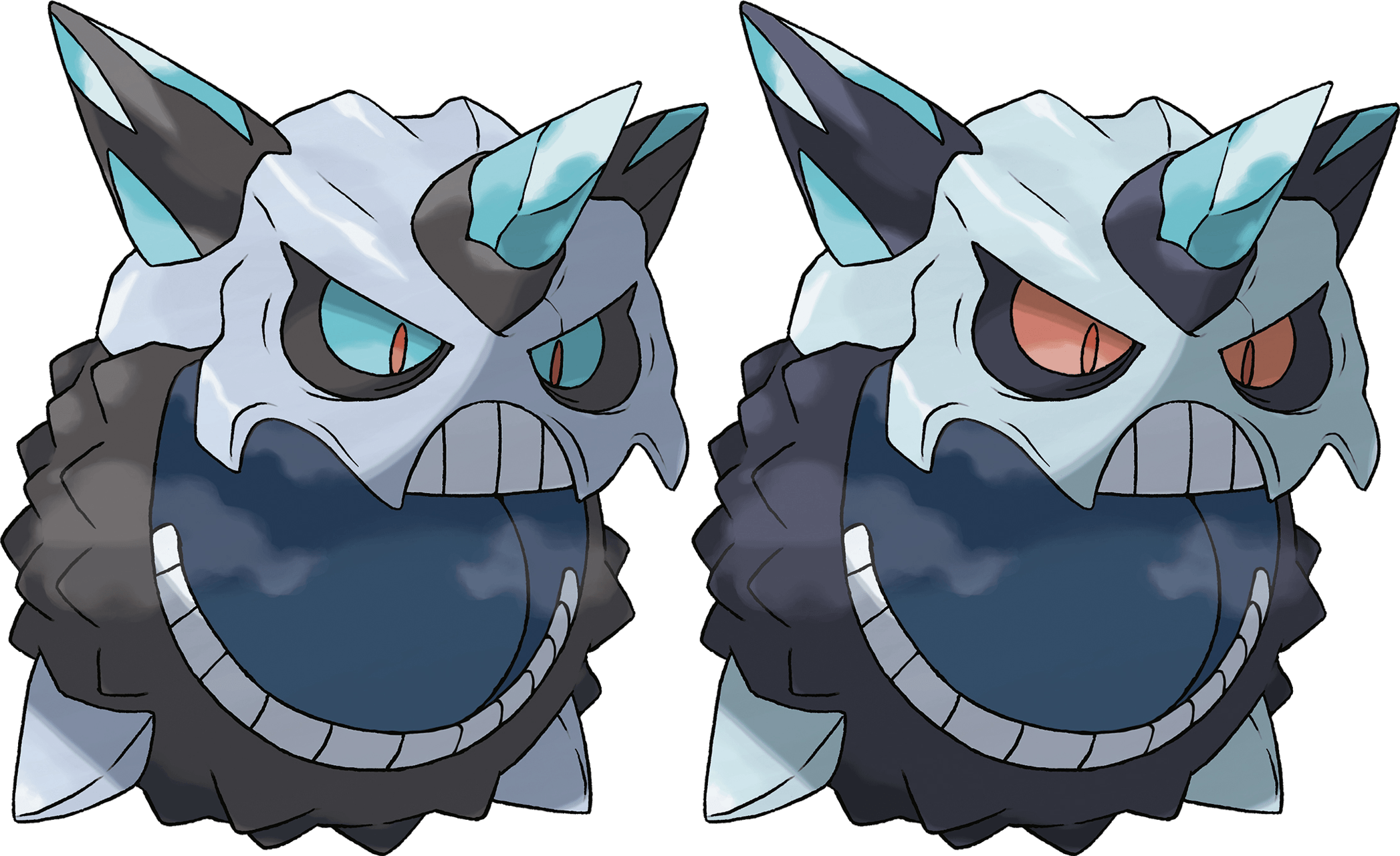 Mega Glalie by KrocF4 on DeviantArt