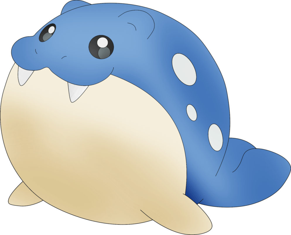Colored Spheal by InuKawaiiLover