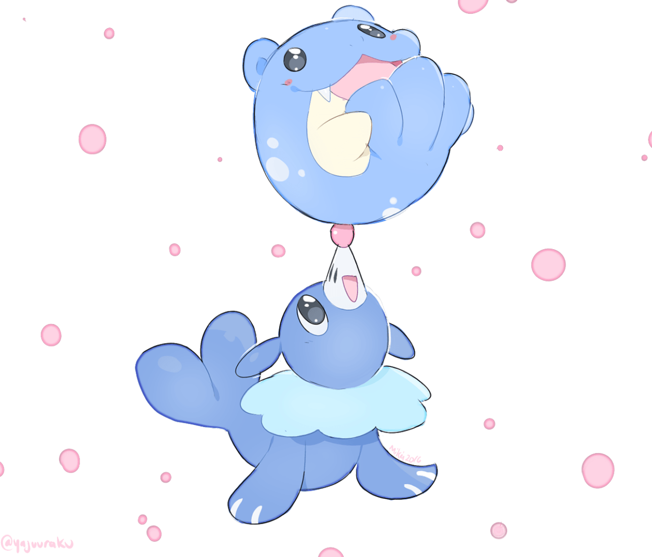 Aghhh Spheal is my favorite Non