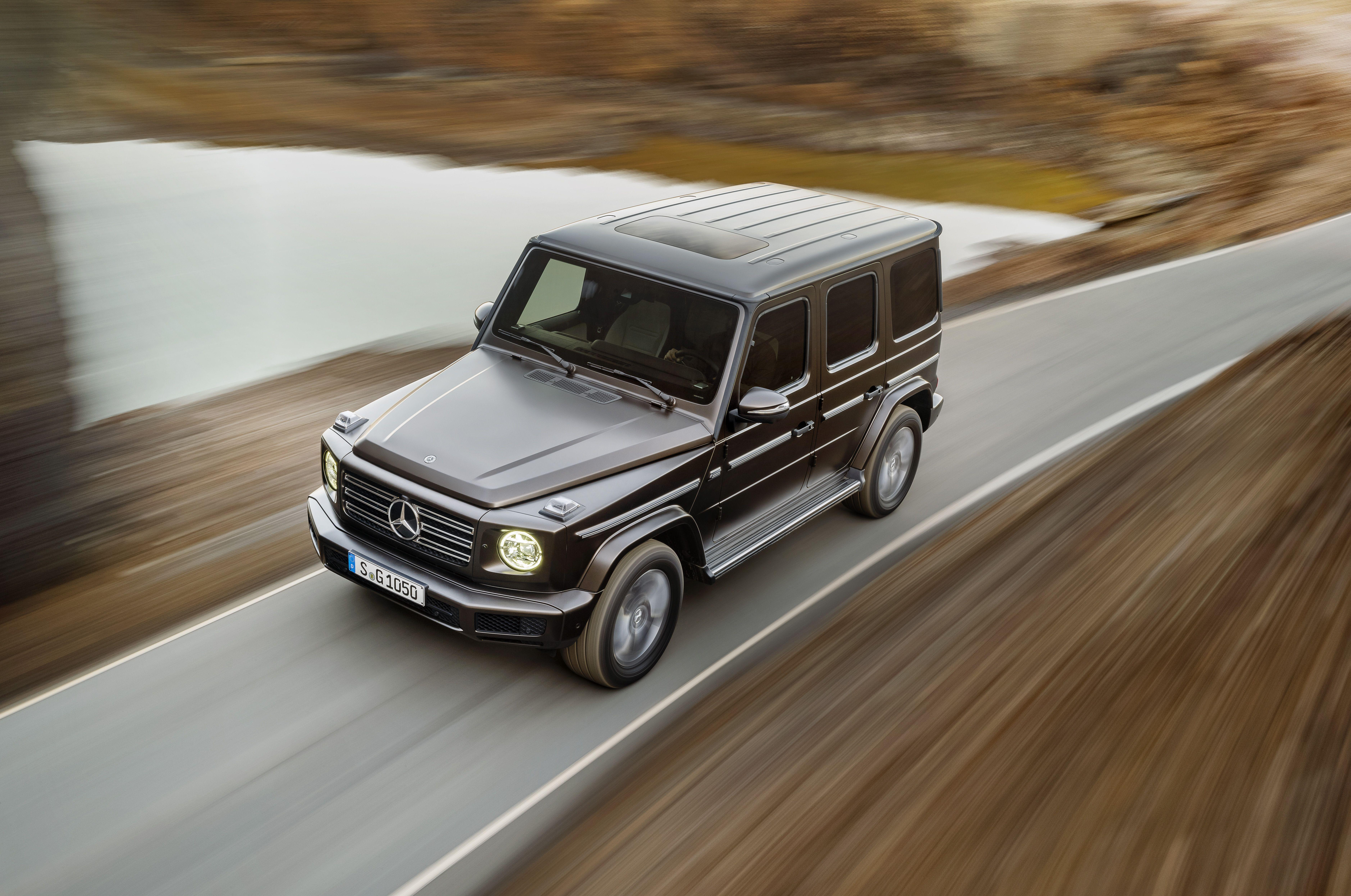 G-Wagon Wallpapers - Wallpaper Cave