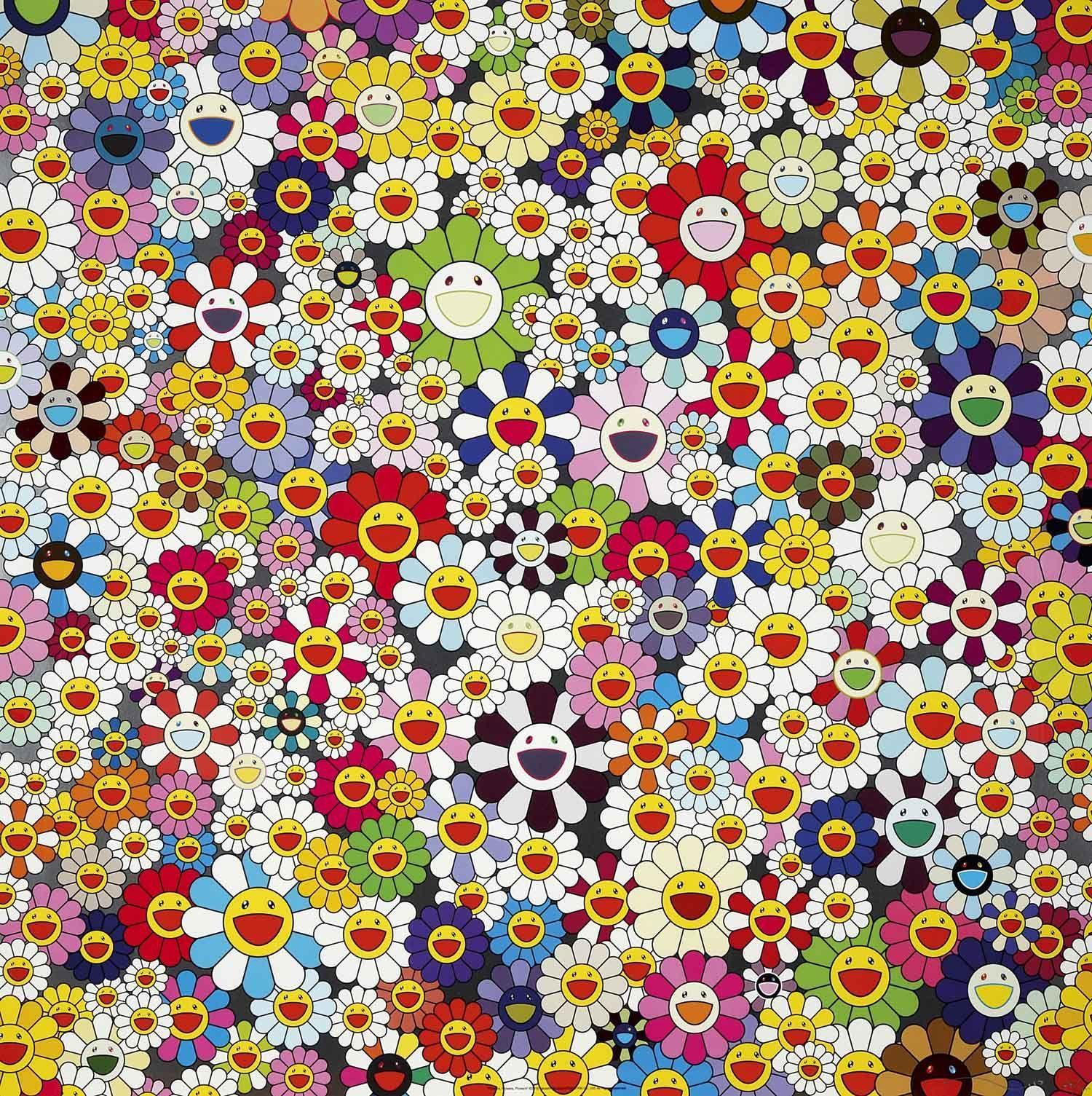 Takashi Murakami Wallpapers - Wallpaper Cave