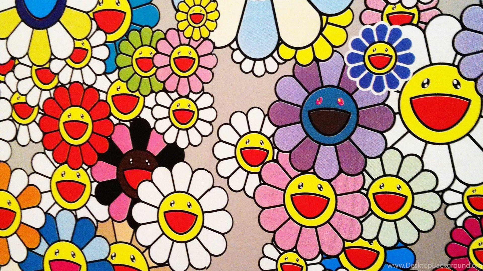 Takashi Murakami Wallpapers Wallpaper Cave