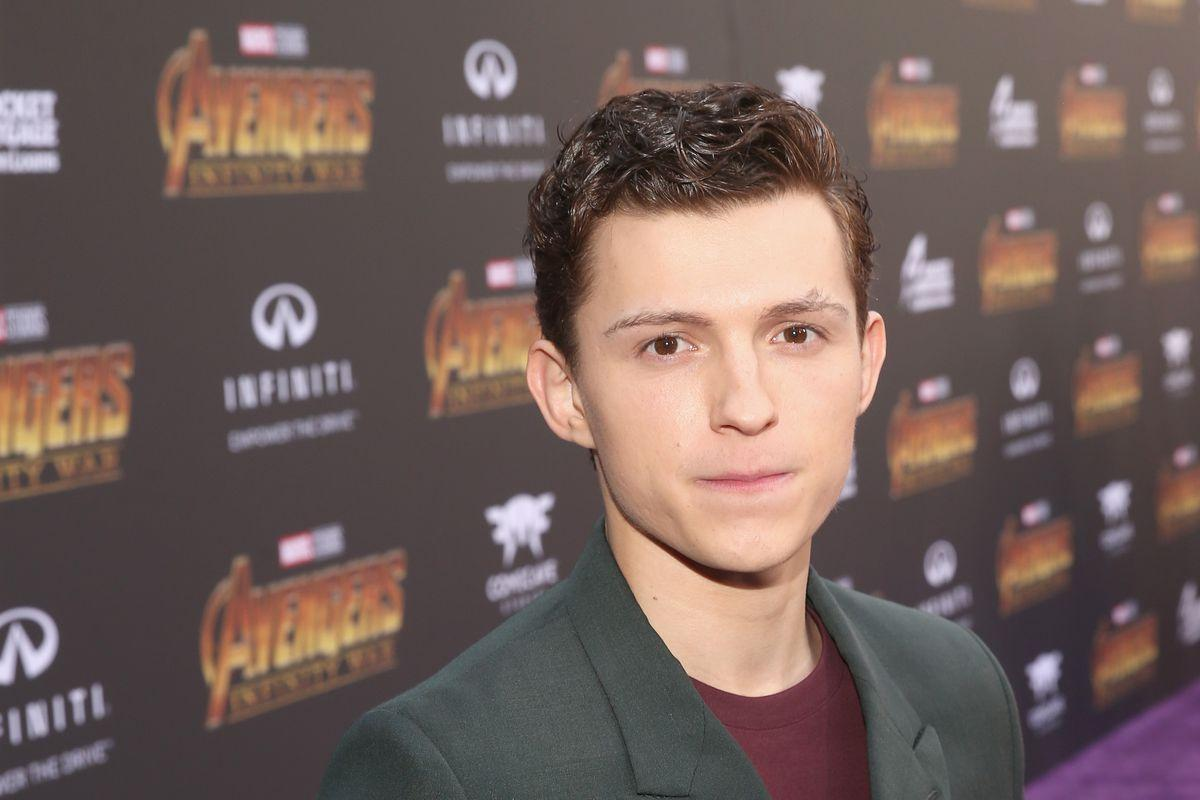 Tom Holland is really bad about spoiling Marvel movies
