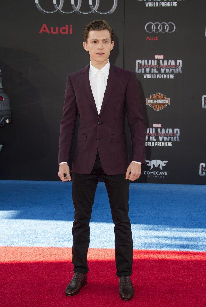 Tom Holland Has Signed On to Play Spider