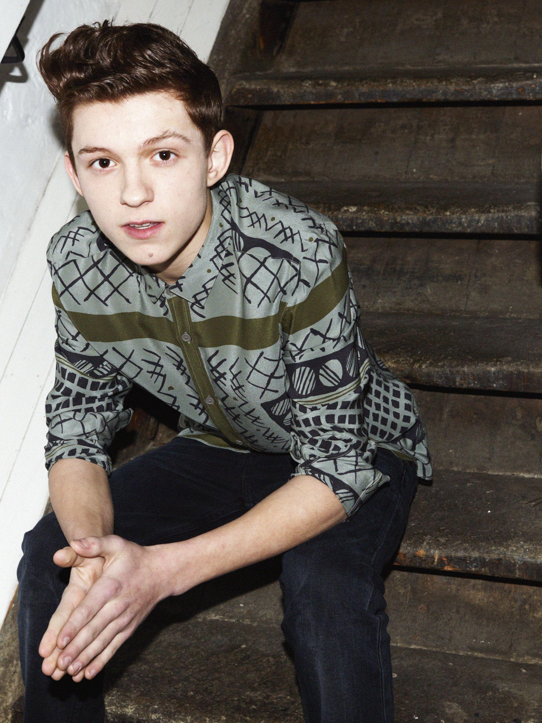 Another Gemini Joins the MCU Cast as Spidey: Tom Holland