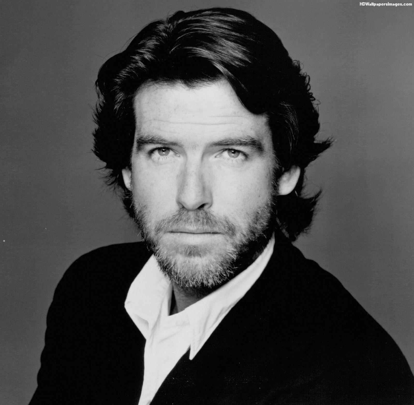 Pierce Brosnan Young Image