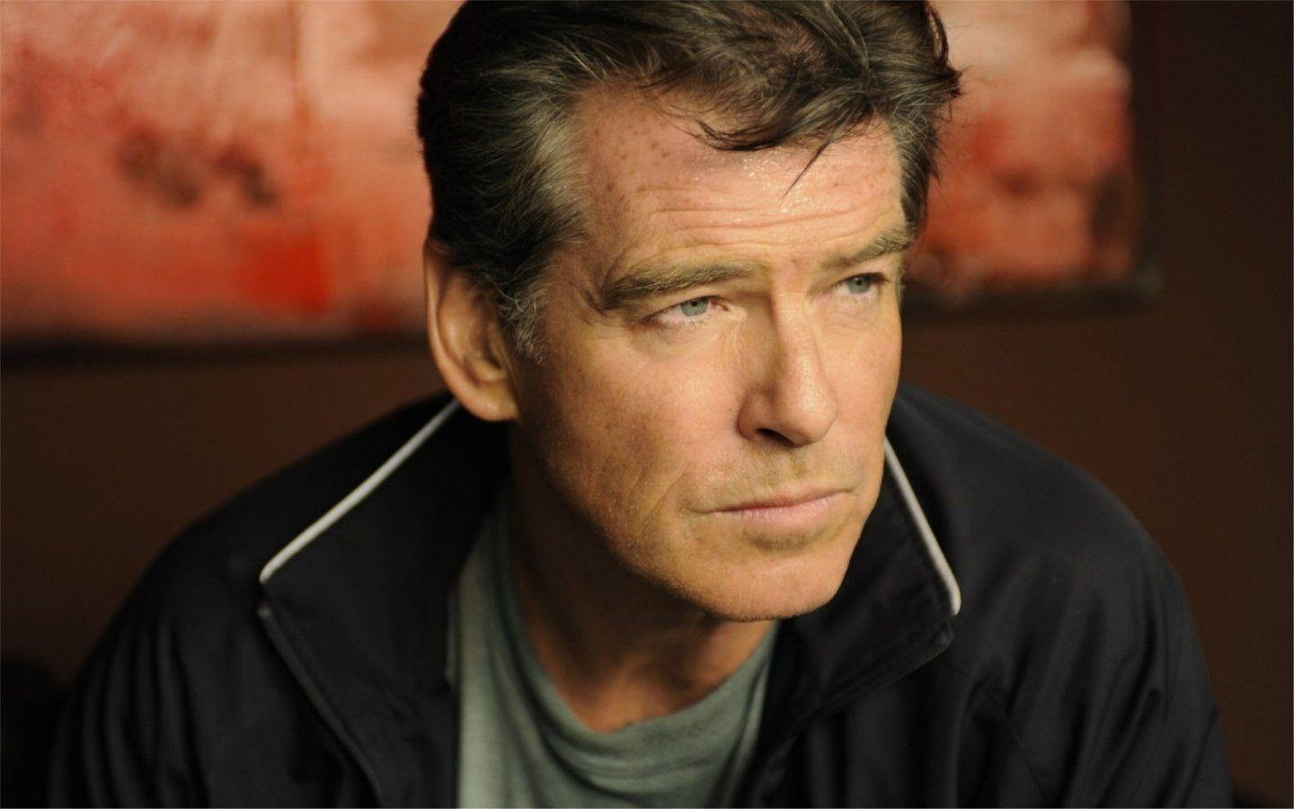 Confused Pierce Brosnan 1440x900 Wallpapers, 1440x900 Wallpapers