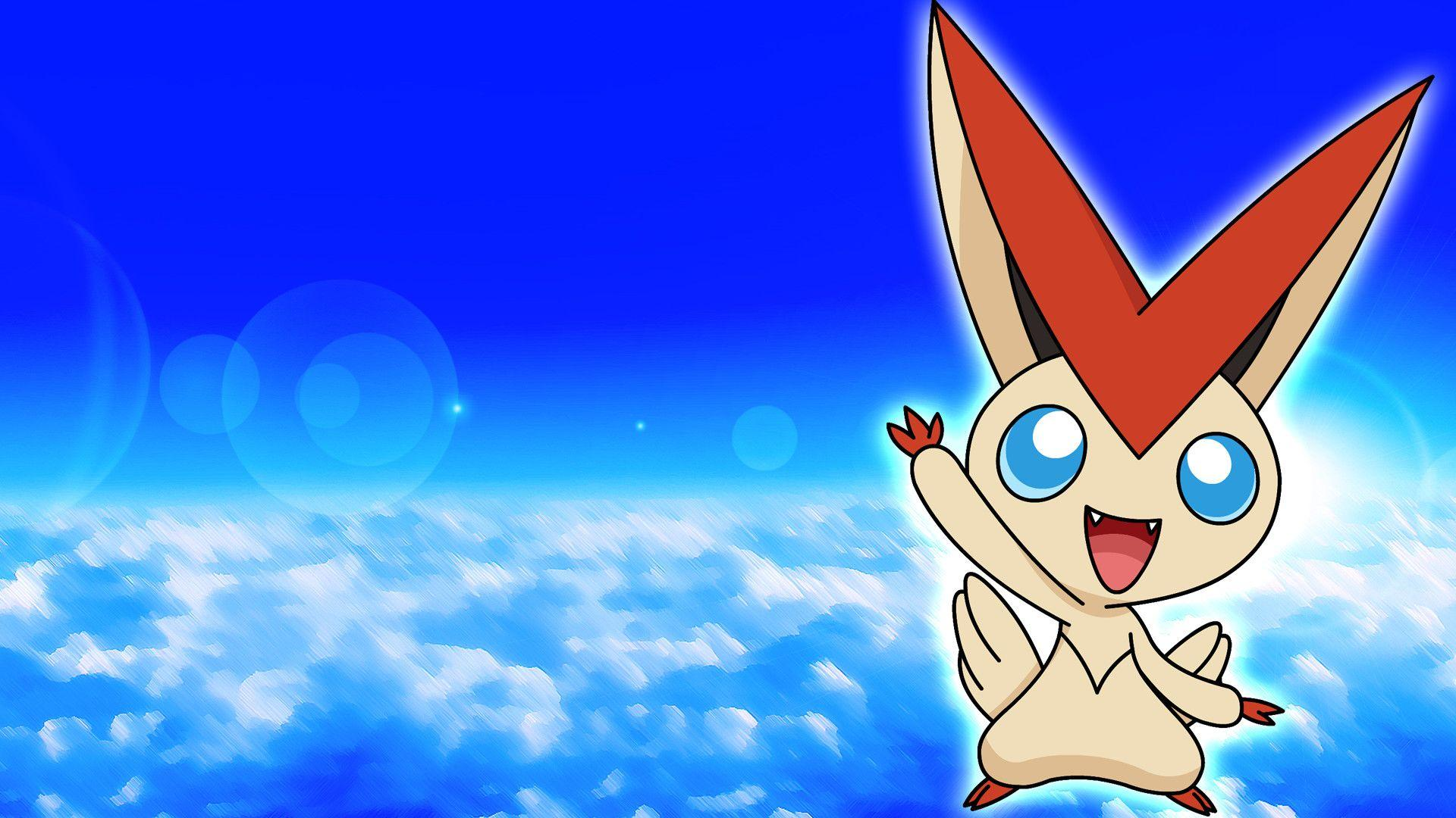 Victini Wallpapers