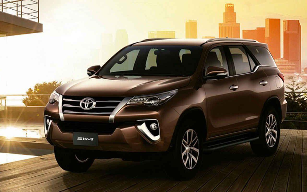 2018 Toyota Fortuner USA Release Date and Price | New Concept Cars