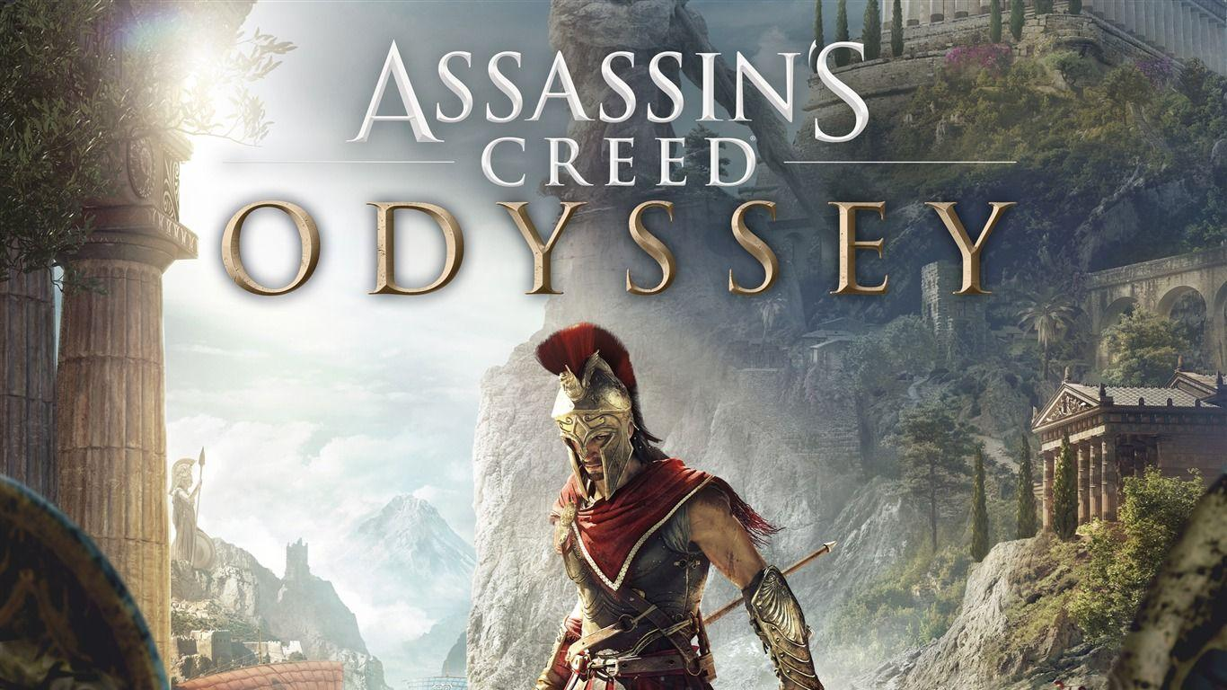 Assassin's Creed Odyssey Wallpapers