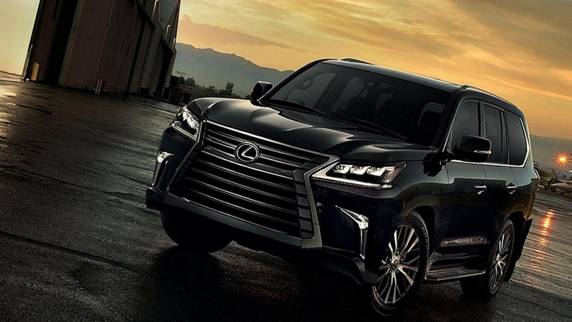 Lexus Lx 570 Wallpapers Wallpaper Cave