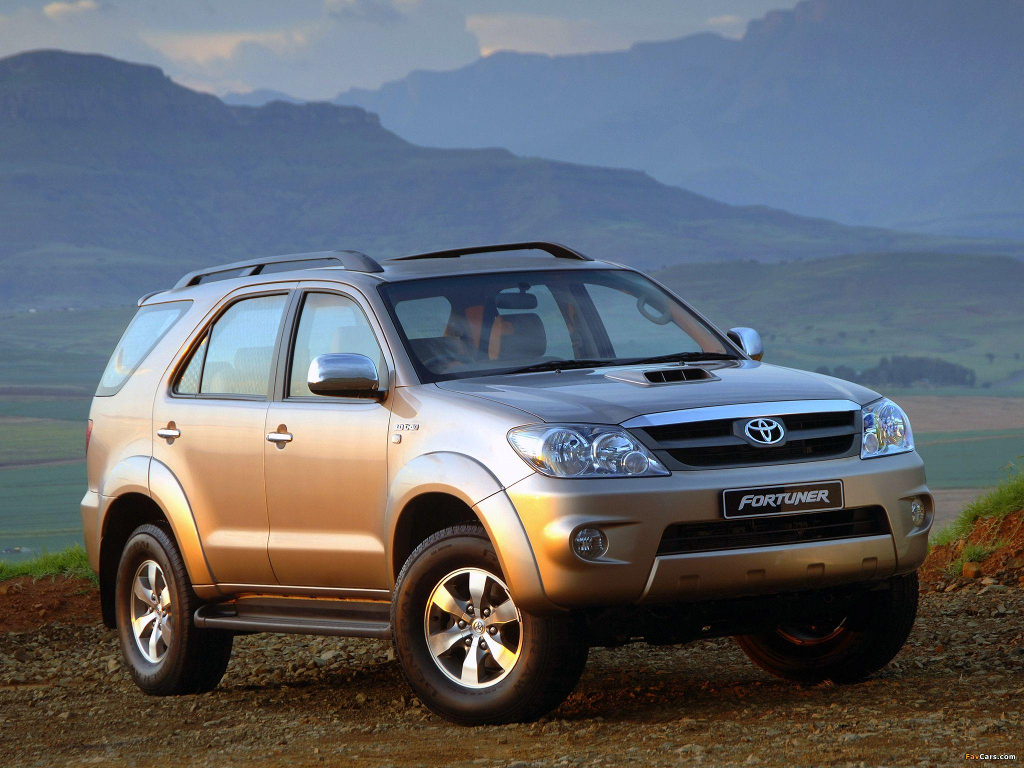 Toyota Fortuner Wallpapers - LyhyXX.com