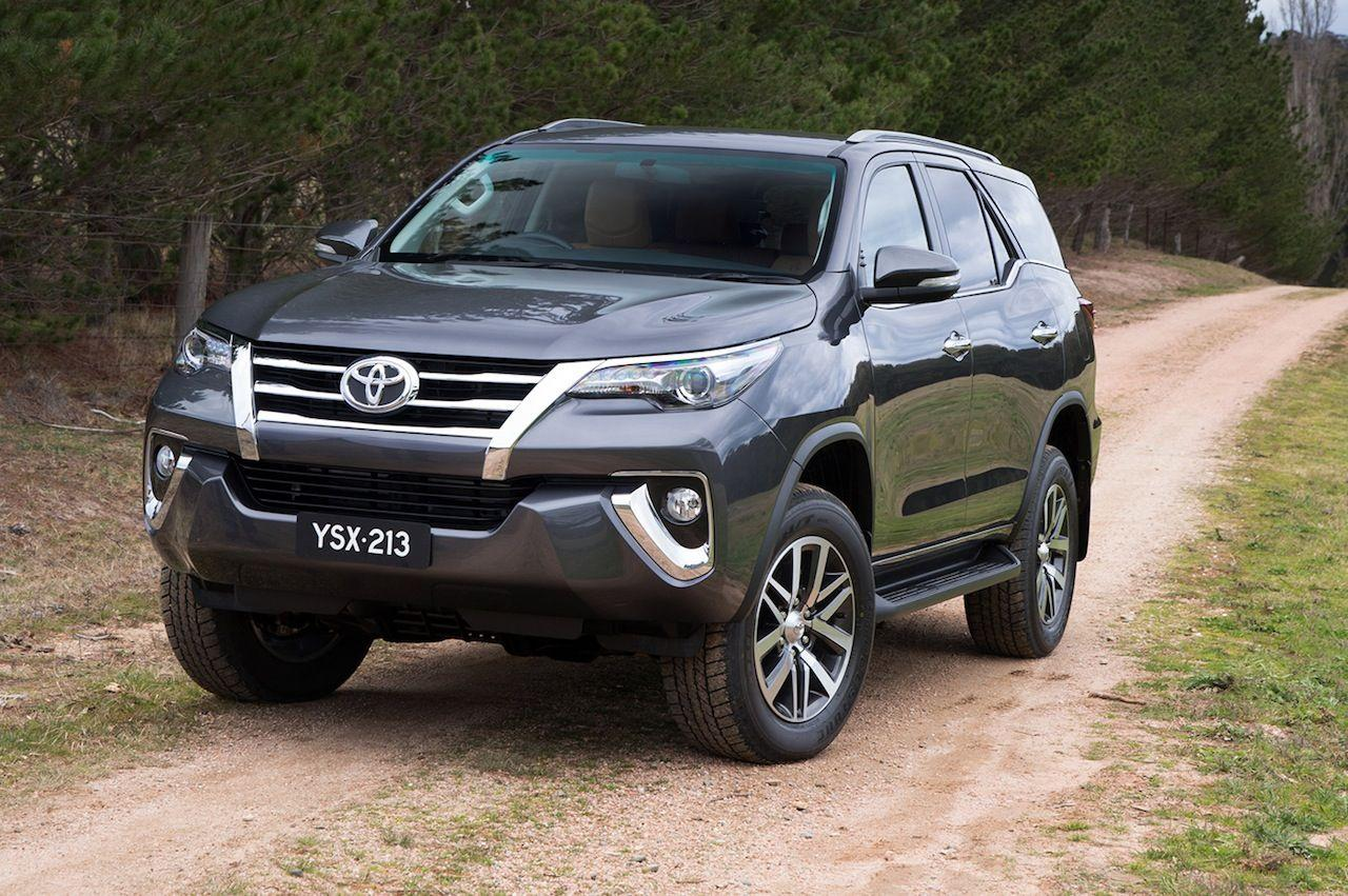 ➡➡Toyota Fortuner New Model Images & Photos Gallery