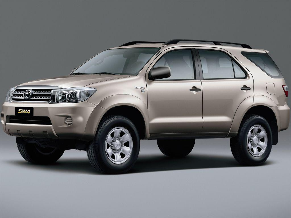 Toyota Hilux SW4 '2009–12 | OFF ROAD | Pinterest | Toyota