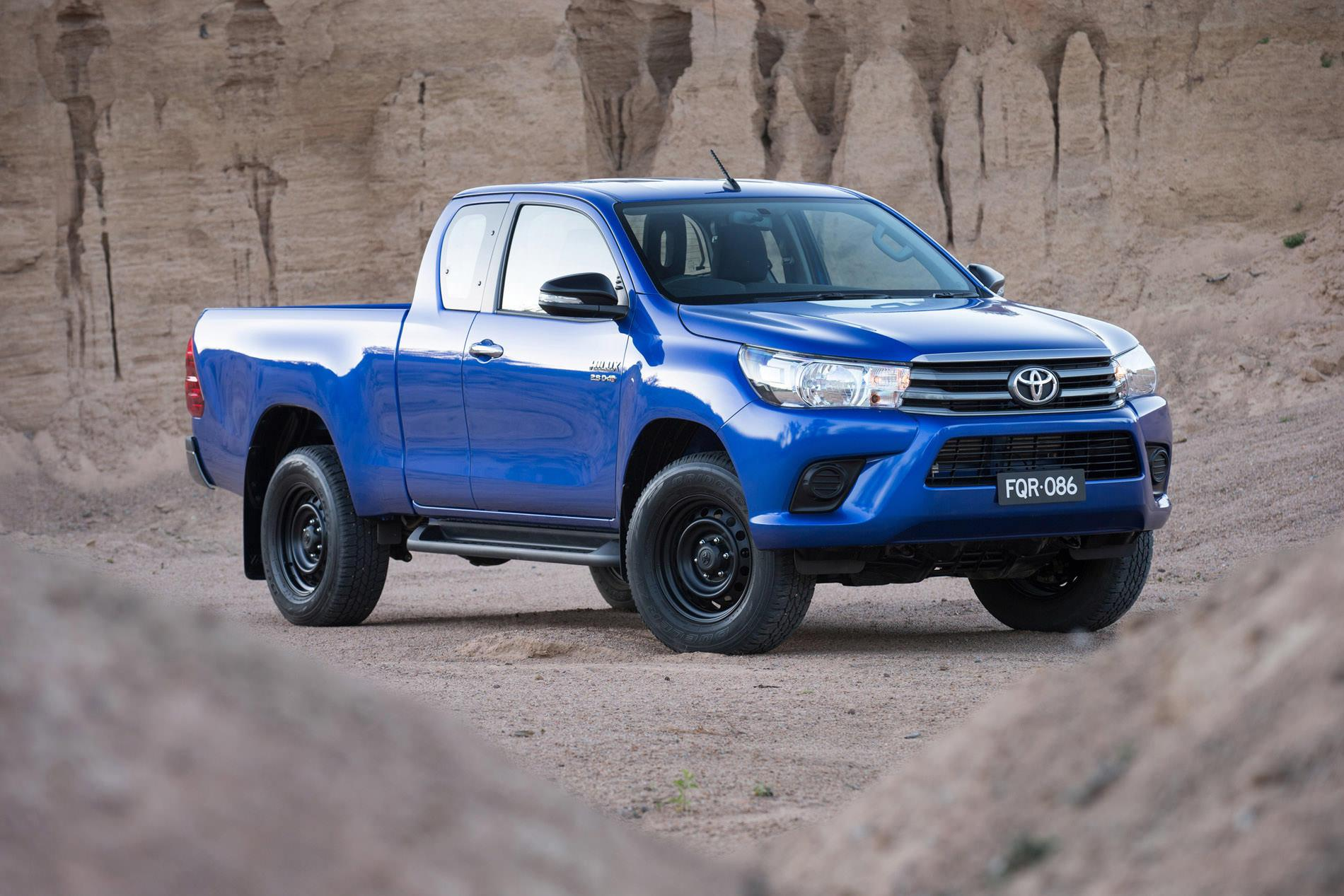 Toyota Hilux SW4 2017 Wallpaper #14187 - 2017 Cars Wallpaper