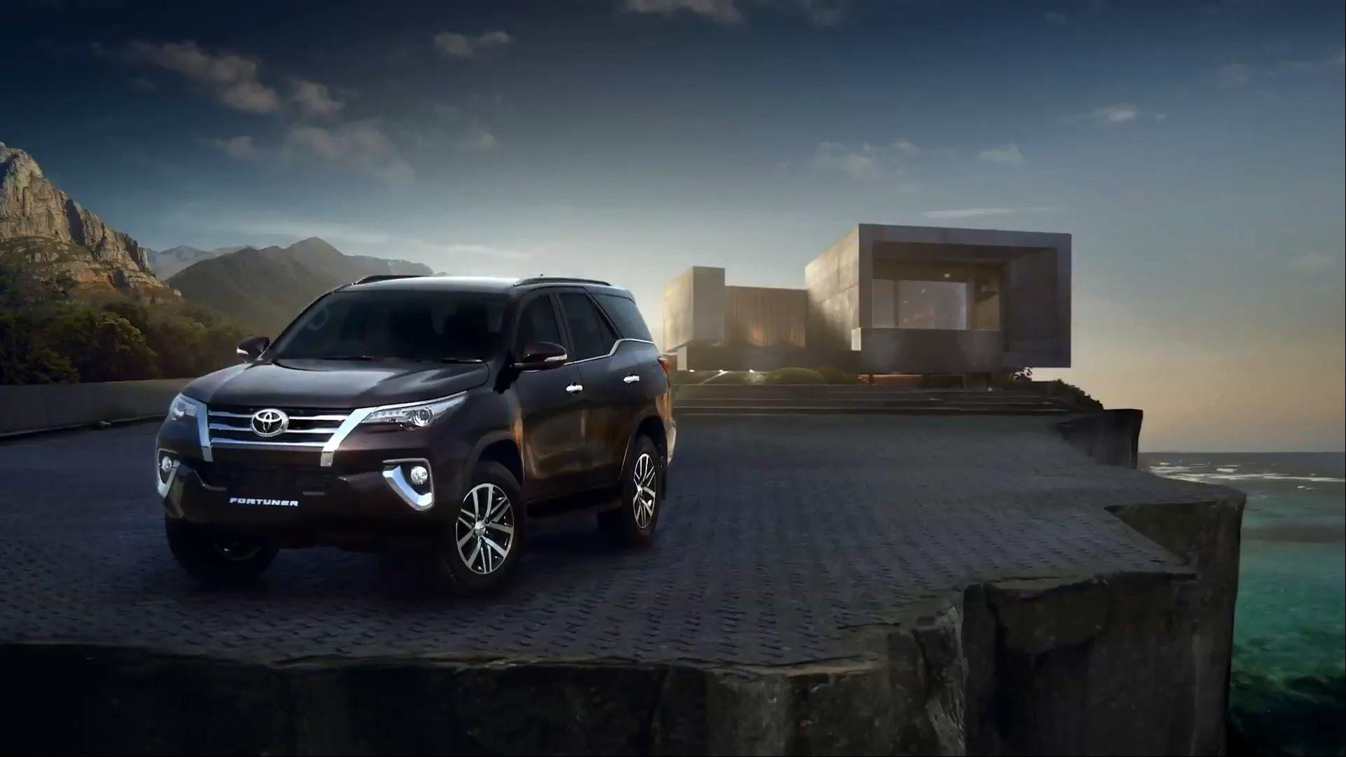 Cool Toyota Fortuner 2016 HD Wallpaper | Ambition | Pinterest ...