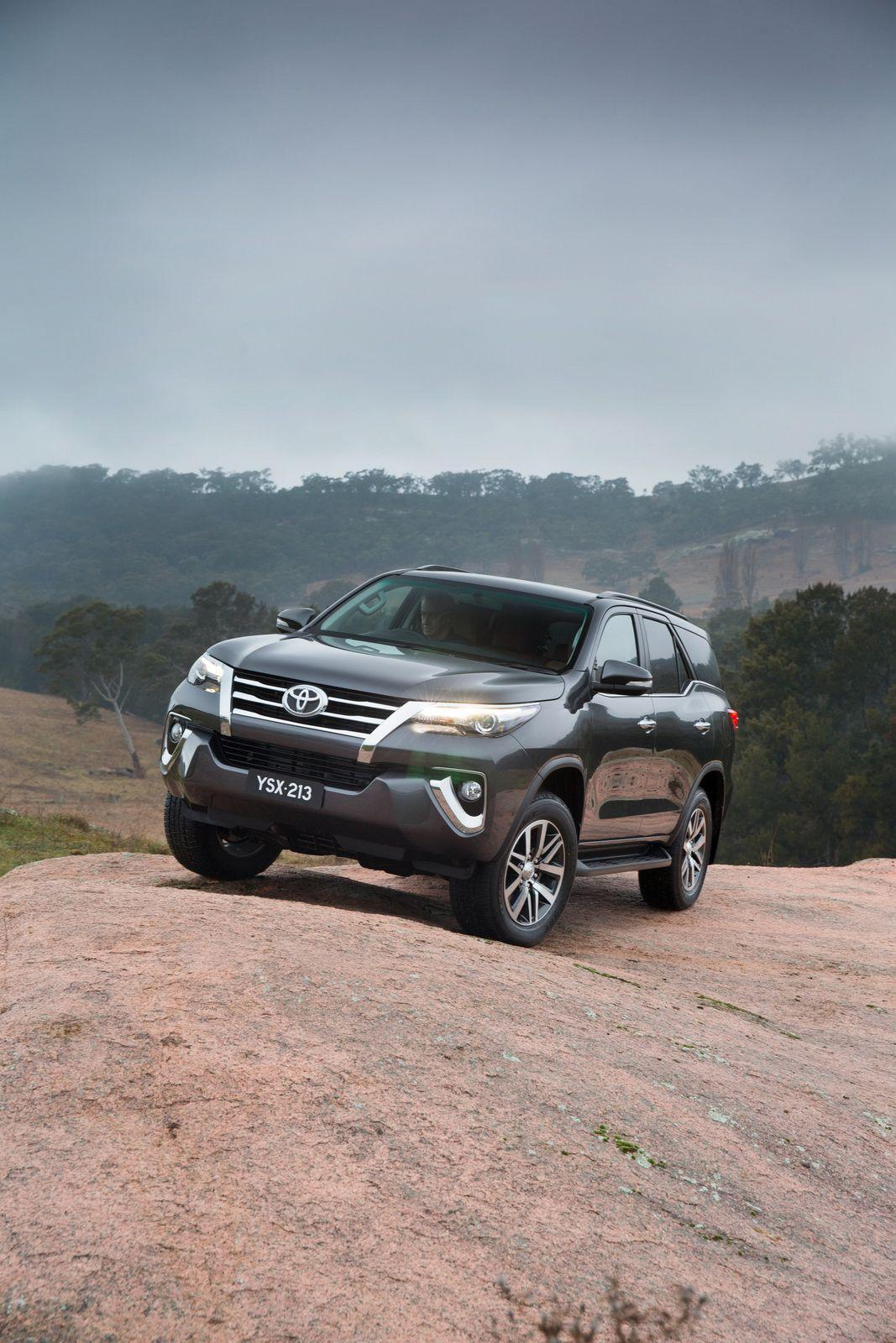 2016 Toyota Fortuner: This Is Finally It [w/Video] | Toyota, Toyota ...