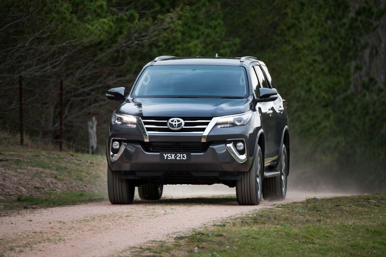 2016 Toyota Fortuner: This Is Finally It [w/Video] | Carscoops