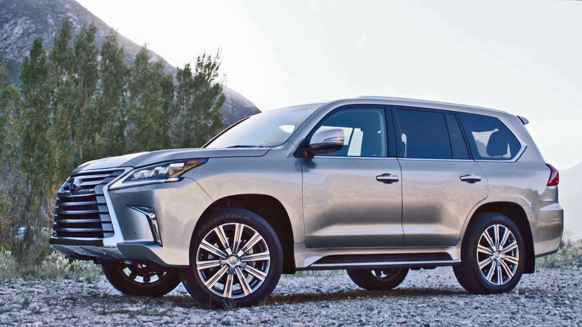 Lexus LX 570 Wallpapers