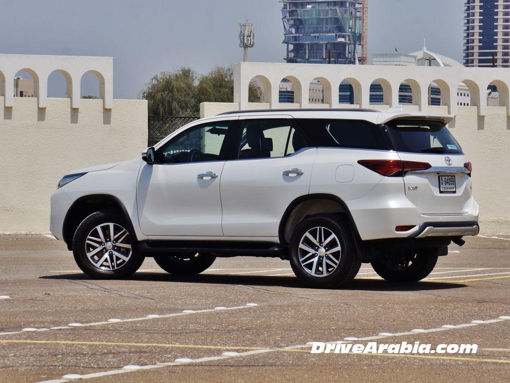 Toyota Fortuner 2017 | Auto KBB