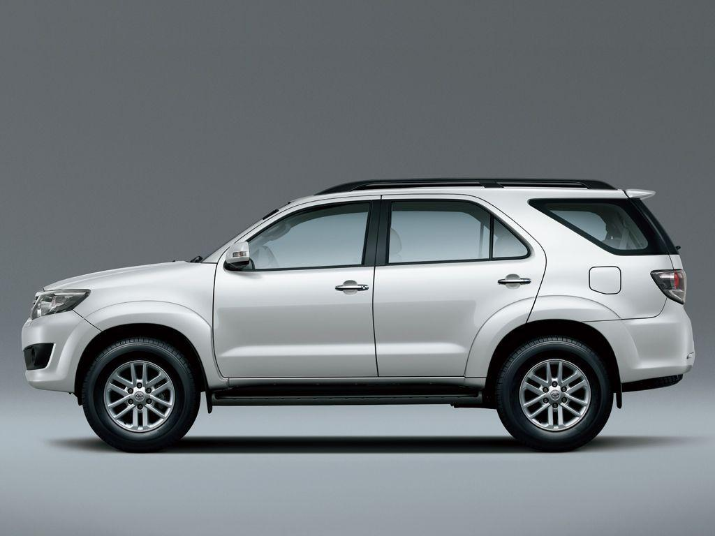 2012 Toyota Fortuner – pictures, information and specs - Auto ...